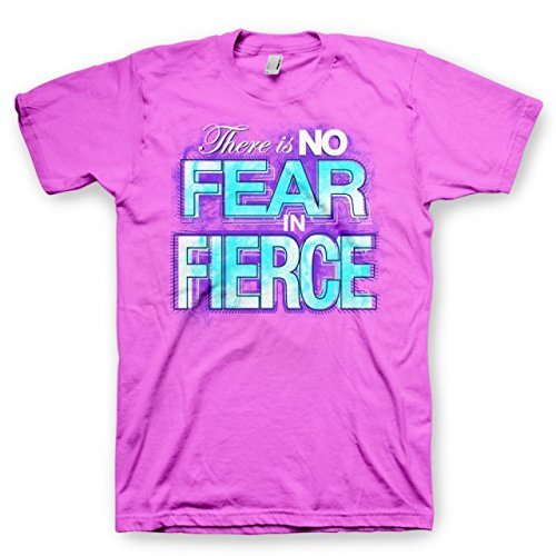 No Fear In Fierce - Youth Large - All Star Outfitters Cheerleading Apparel