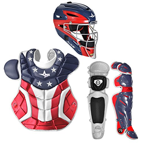All Star System 7 USA Pro Catchers Set, Red/White/Blue