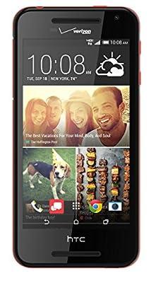 HTC Desire 612, Black 8GB (Verizon Wireless)