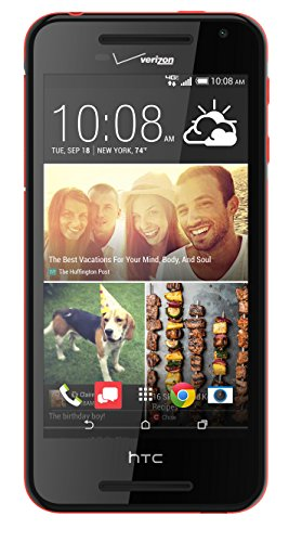 HTC Desire 612, Black 8GB (Verizon Wireless) ()