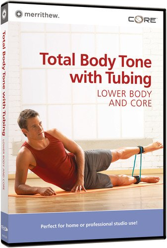 Merrithew Total Body Tone with Tubing: Lower Body and Core