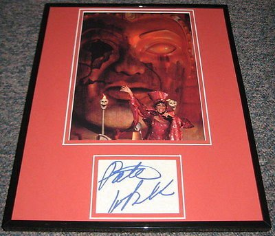 Patti Labelle Signed Framed 11X14 Photo Display Super Bowl Halftime Show