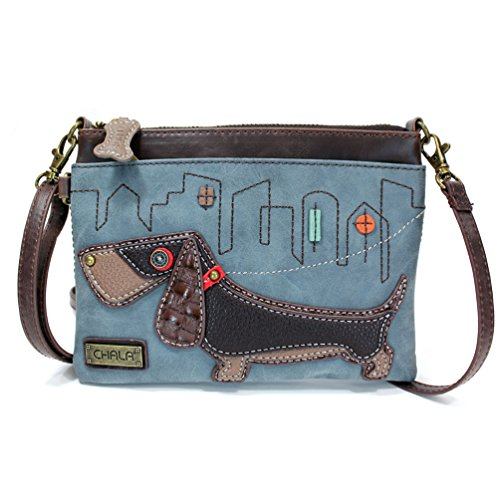 Chala Mini Crossbody Handbag, Pu Leather, Small Shoulder for sale  Delivered anywhere in USA