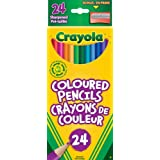Crayola 24 Coloured Pencils