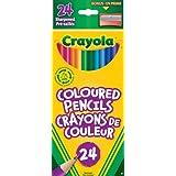 Crayola 24 Coloured Pencils