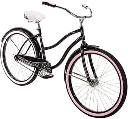 Huffy Cranbrook Women/'s Comfort Cruiser Bike Gray NEW IN BOX 26-inch wheels