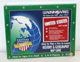 United States Map Game History & Geography American Classic Edition