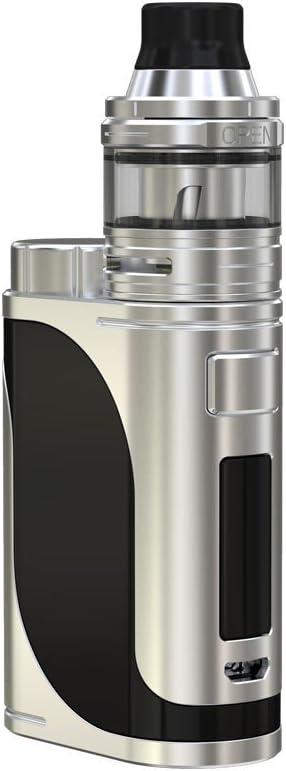 Auténtico Eleaf Istick Pico 25 Cigarrillo electrónico 85W Kit de inicio Eleaf Pico25 Sin Tabaco y Sin Nicotina (Plata)