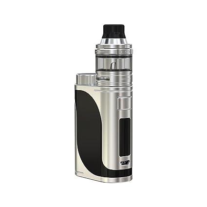 Auténtico Eleaf Istick Pico 25 Cigarrillo electrónico 85W Kit de inicio (Plata / Negro)