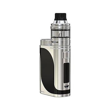 Auténtico Eleaf Istick Pico 25 Cigarrillo electrónico 85W Kit de inicio (Plata / Negro) Eleaf Pico25 Sin Tabaco y Sin Nicotina
