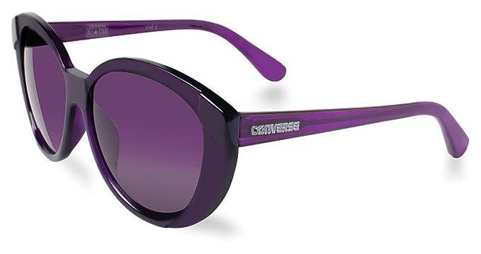 2f0c18b5978f9 Converse Purple B014 Cats Eyes Sunglasses Lens Category 3  Amazon.co.uk   Clothing