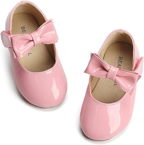 Amazon.com: Felix & Flora - Zapatos de bailarina planos para ...