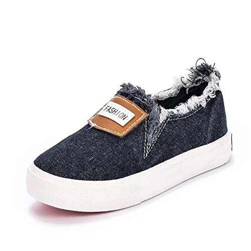 orlando-johanson-new-boys-and-girls-slip-on-loafers-low-top-rubber-sole-canvas-shoestoddler-little-k