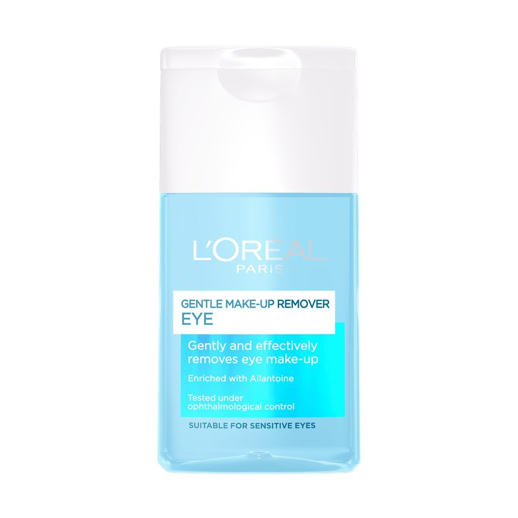 L'Oreal Augenentferner - Gentle Make-up remover eye, 125 ml L' Oreal 5011408014341