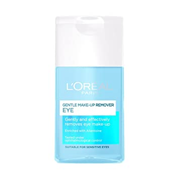 fe25d147c45 L'Oreal Paris Gentle Make-Up Remover Eye 125ml: Amazon.co.uk: Beauty