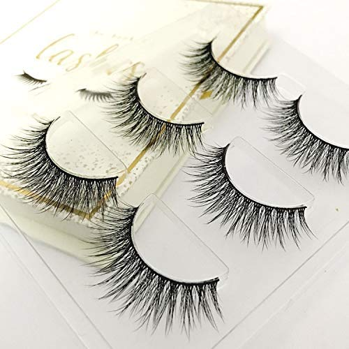 Book Lashes Reusable Eyelashes Cruelty product image