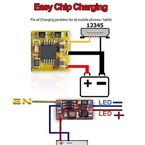 Amazon vipfix ecc charger chip ecc chip charge chip led fix vipfix ecc charger chip ecc chip charge chip led fix all phones tablets charger problem greentooth Gallery