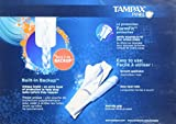 Tampax Pearl Unscented Tampon, Super Plus