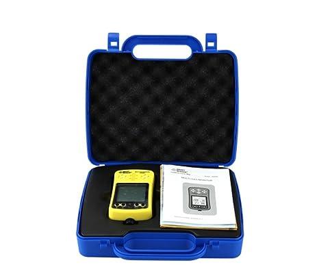 Amazon.com: SMART SENSOR Multi Gas Monitor Handheld Gas ...
