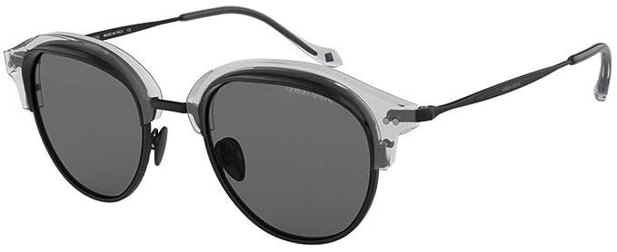 Armani Giorgio 0AR8117, Gafas de sol para Hombre, Crystal ...