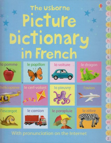 Picture Dictionary in French (Picture Dictionaries)