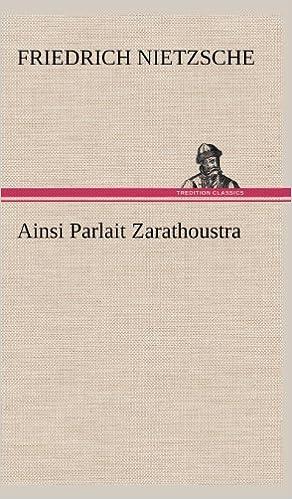 GRATUITEMENT MUSIQUE ZARATHOUSTRA AINSI TÉLÉCHARGER PARLAIT