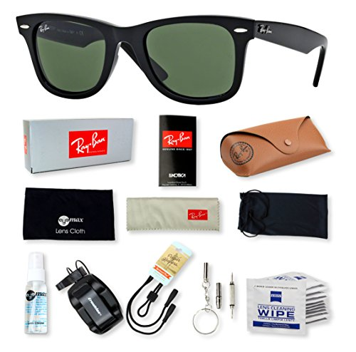 RB2140 54 mm (G-15XLT lens - Lenses Ray Ban Rb2140