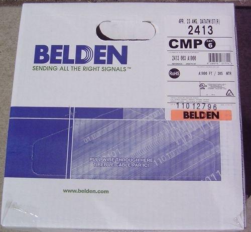 Belden cat6 Cable - 5