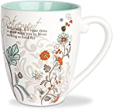 Pavilion Mark My Words Retirement Mug, 20-Ounce, 4-3/4-Inch