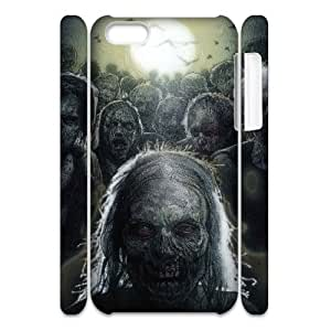 C-EUR Diy 3D Case The Walking Dead for iphone 5c iphone 5c