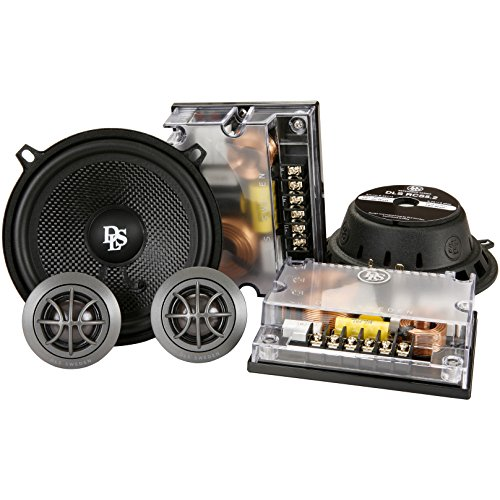 (DLS RCS5.2 Reference 2-Way Component Car Speaker (Pair), 180W)