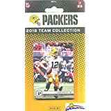 Green Bay Packers 2018 Panini NFL Football Factory Sealed Limited Edition 14 Card Complete Team Set Aaron Rodgers, Davante Adams,Clay Matthews,Randall Cobb & Many More! WOWZZER!