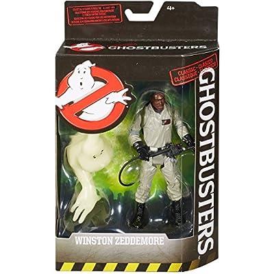 Mattel Ghostbusters Winston Zeddmore 6