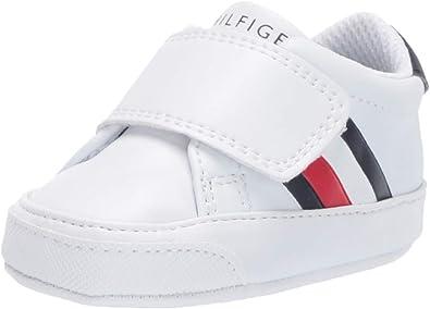Kids' Th Iconic Court Layette Crib Shoe