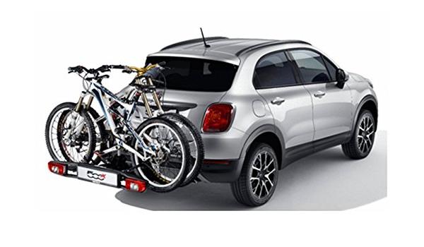 Original Fiat – Portabicicletas para remolque: Amazon.es: Coche y moto