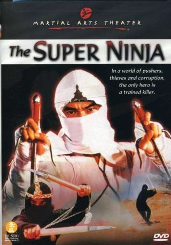 Amazon.com: The Super Ninja by Tai Seng: Movies & TV