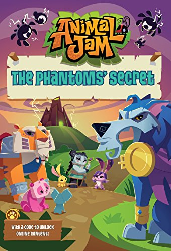 The Phantoms' Secret #2 (Animal Jam) ()