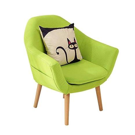 Comif- Sillón tapizado para Sala de Estar, sillón con ...