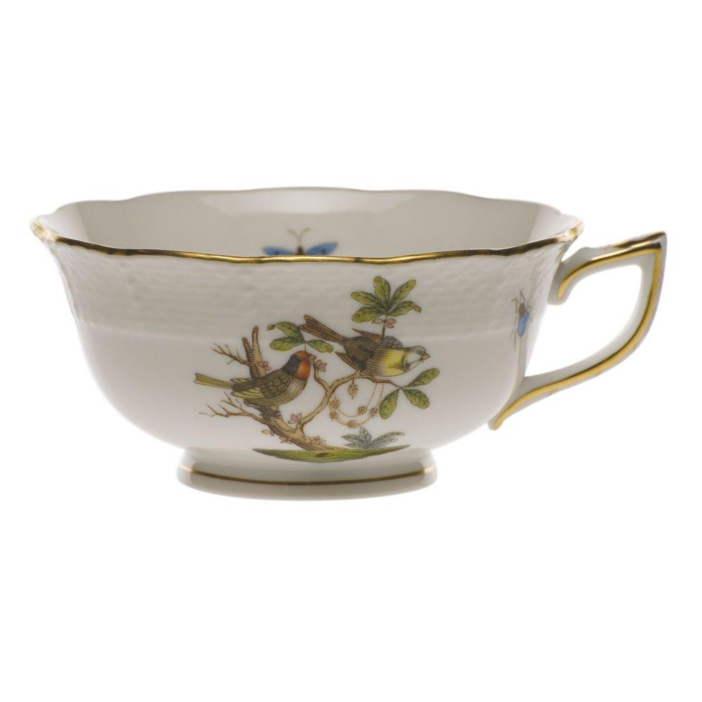 Herend Rothschild Bird Tea Cup Motif #11
