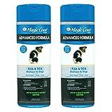 Magic Coat® PLUS Advanced Formula Flea & Tick Shampoo for Dogs 16 Ounce - Set of 2