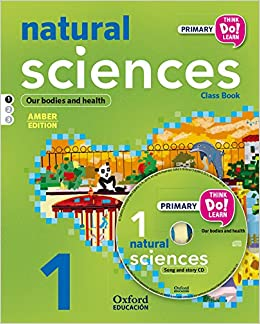 Pack Amber. Natural And Social Science. Primary 1. Students Book + CD Think Do Learn - 9788467363357: Amazon.es: Varios Autores: Libros en idiomas extranjeros