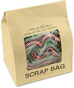 Moda SCRAP BAG Assortment Fabric Quilting Strips 1/2lb.