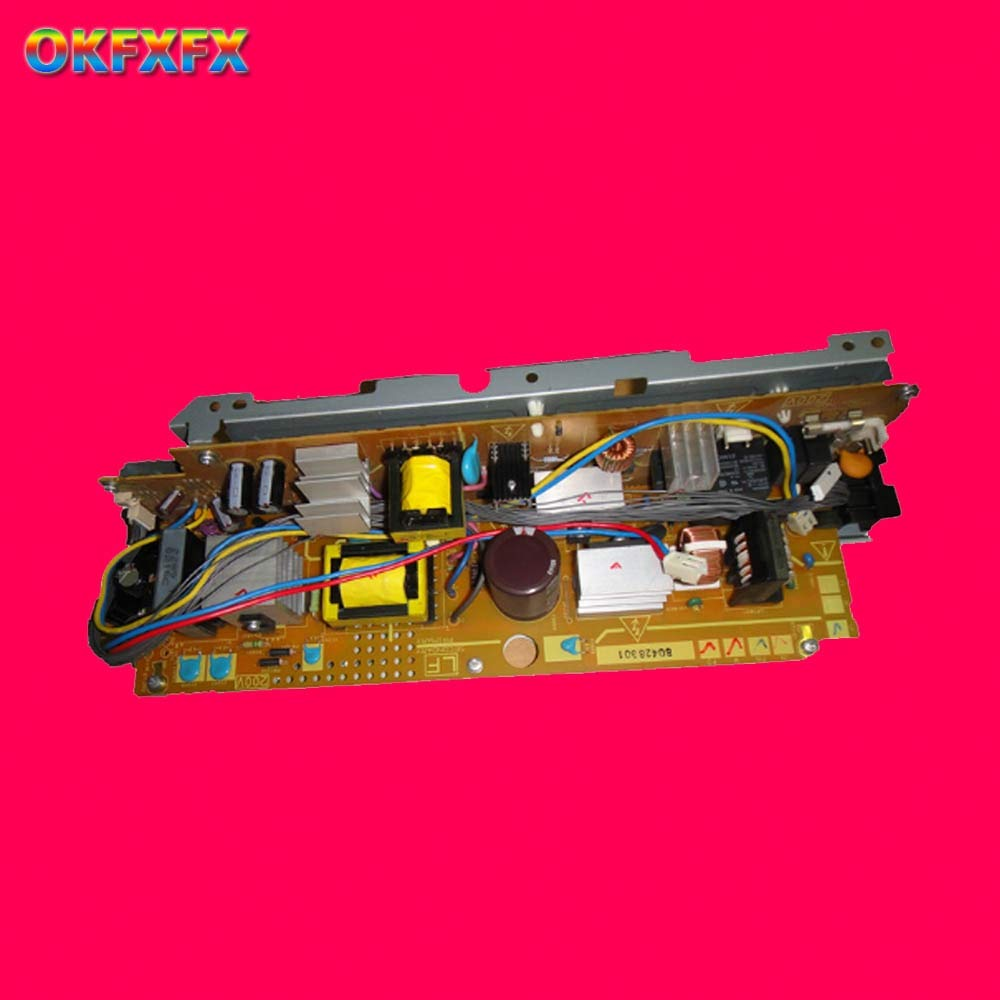 Color: 110V 220v Printer Parts for HP CP2025 CP2320 CP 2025 2320 Power Supply Board RM1-5408 RM1-5408-000 RM1-5407 RM1-5407-000 110v -