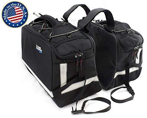ropac II Saddle Bags - 43.4 Liters(Pairs) ()