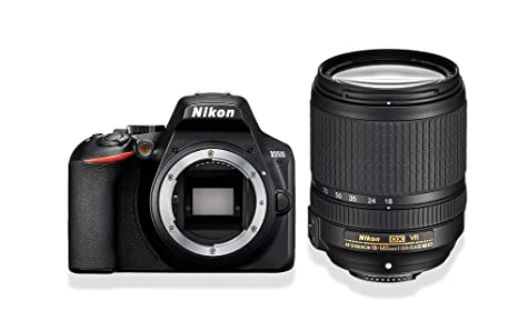 Nikon D3500 - Cámara réflex Digital con Objetivo Nikkor AF-S 18 ...