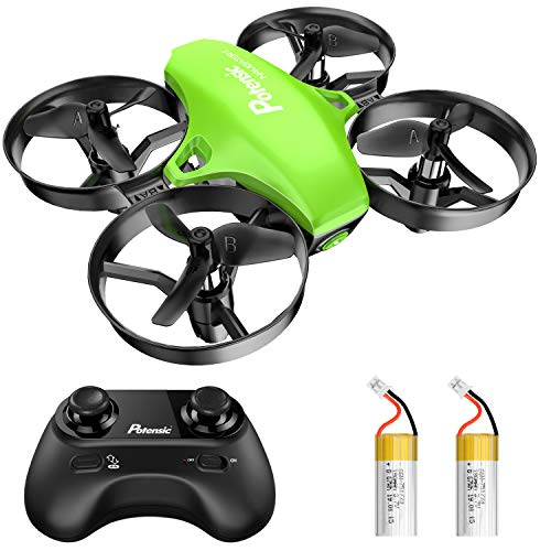 Potensic A20 Mini Drone for Kids, with 3 Batteries, Remote Control Quadcopter with, Auto Hovering, Headless Mode, Easy…