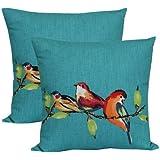 Amazon Com Decorative Pillows Patio Lawn Amp Garden