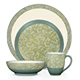 Noritake Elements Flora 4-Piece Place Setting Review