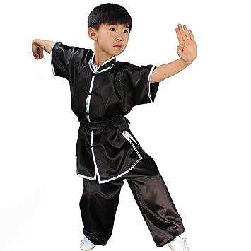 AMhuui Ropa Tradicional de Tai Chi para tu Ejercicio de Tai ...