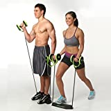 ZZ ZONEX 5 Minutes Exercise Roller With Handy Carry Bag - Complete Body Workout Machine